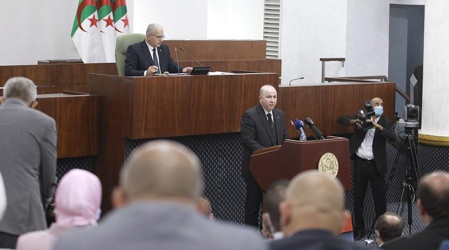 Benabderrahmane justice et la santé