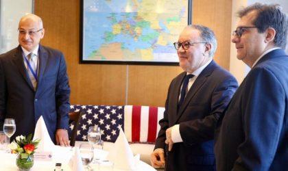 Amar Belani dément une rumeur sur une prétendue offre algérienne au Maroc
