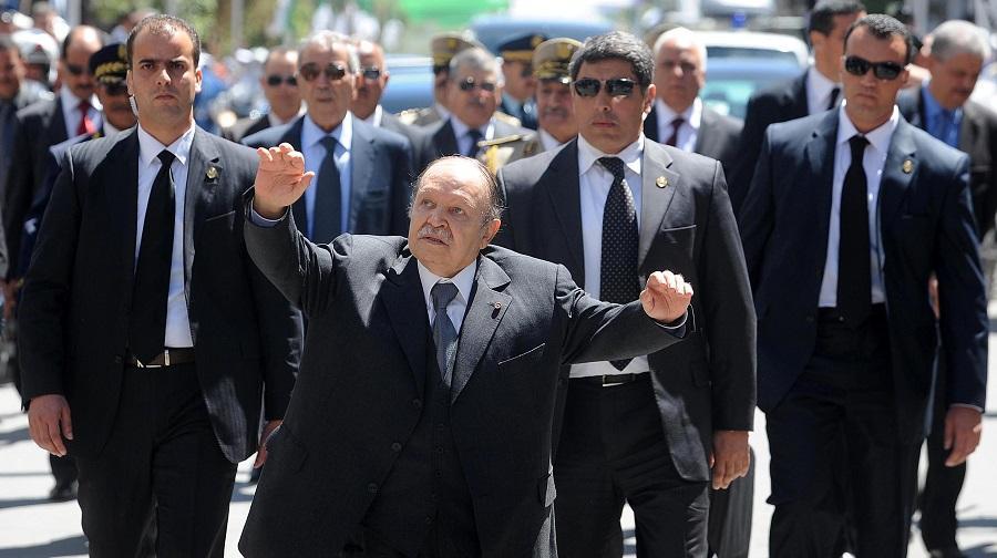 Bouteflika deuxième mandat