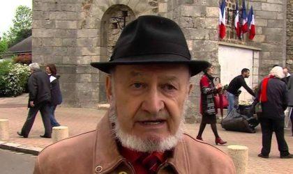 Henri Pouillot appelle à supprimer la date célébrant le «sacrifice» des harkis