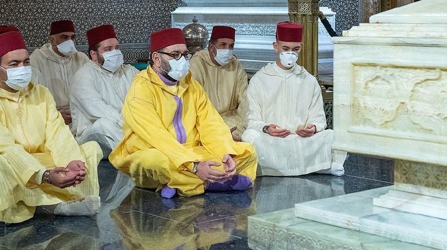 Maroc allégeance trône