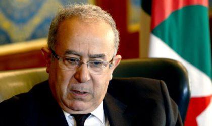 Les sept grands axes majeurs de la nouvelle politique étrangère de l'Algérie
