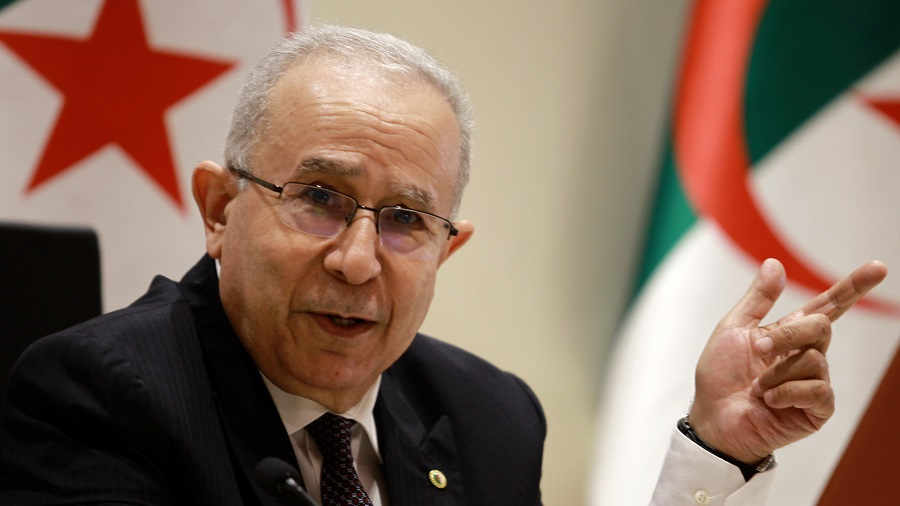 Ramtane diplomatie algérienne