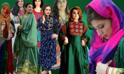 Talibans : des Afghanes se rebellent en partageant leurs tenues traditionnelles
