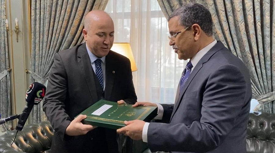 gouv Algérie