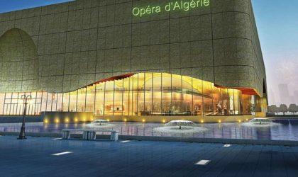 L'Opéra d'Alger annonce la reprise des ateliers de formation