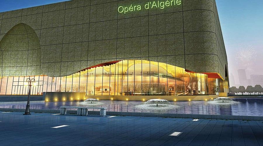 opéra-d'Alger formation
