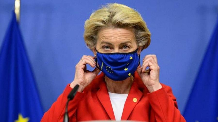 Ursula von der Leyen UE Israel