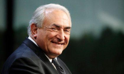 Dominique Strauss-Kahn facture 75 000 euros pour 45 minutes de bla-bla à Alger
