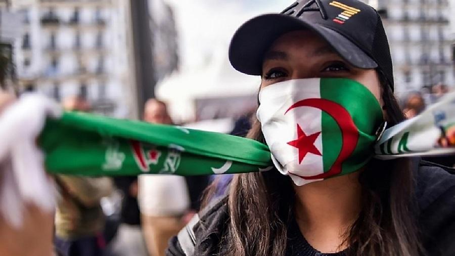 Etat Algérie