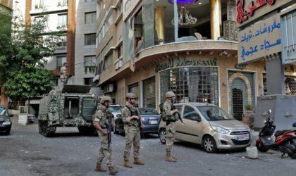 L'Algérie suit avec une grande inquiétude la situation au Liban et appelle à préserver l'unité du pays