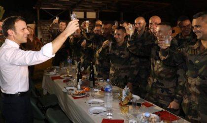 La France en déclin prépare-t-elle une guerre de reconquête de l'Algérie ?