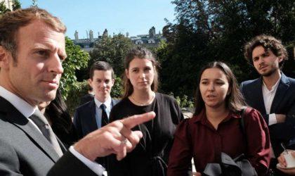 Nouveau sérieux dérapage de Macron : le président français exaspère Alger