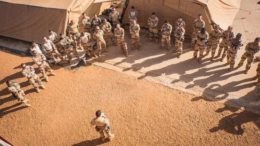 Tchad centres d'entraînement