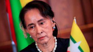 birmanie Aung San Suu Kyi
