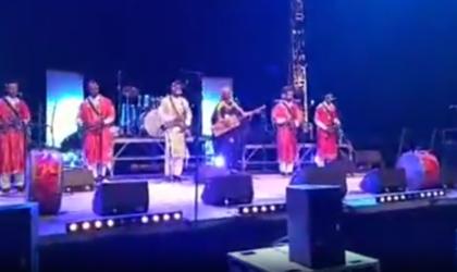 Des groupes de grand talent au festival du Diwan à Aïn Sefra