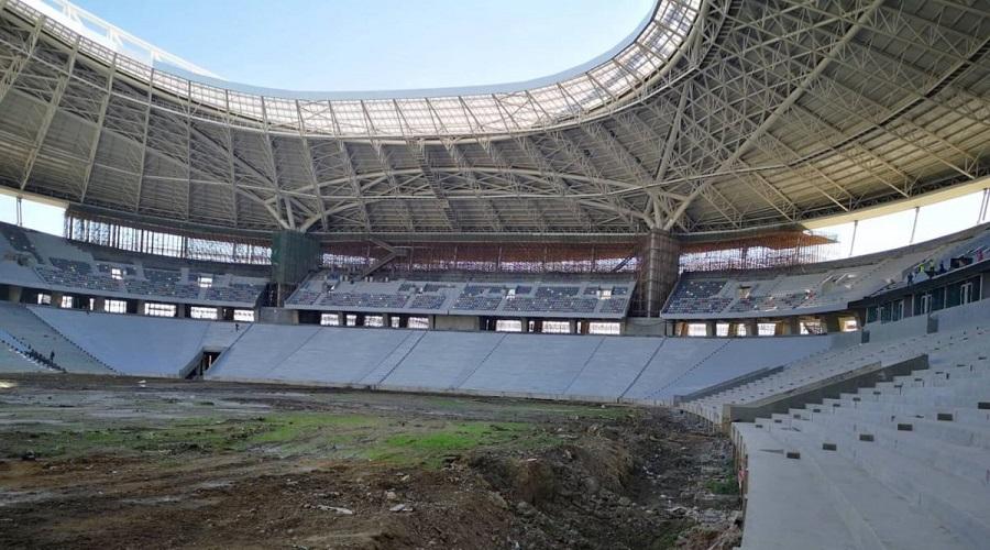 stade Baraki
